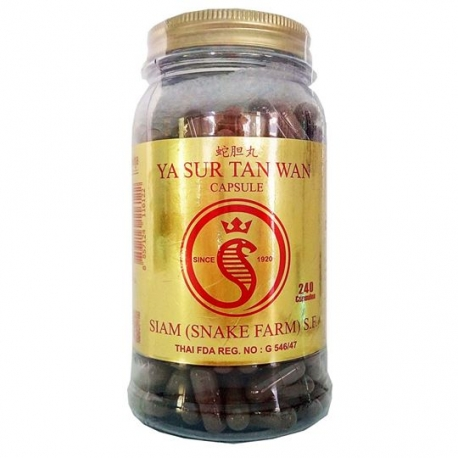 Ya Sur Tan Wan - Biostimulator of the immune system, antioxidant