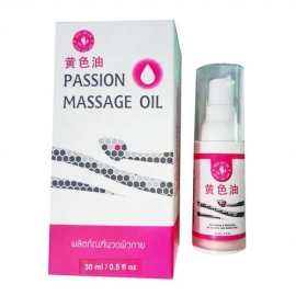 Massage oil Passion Snake Oil. 30 ml.